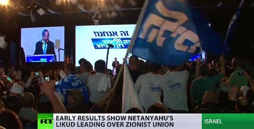 Wahlsieg Netanyahu