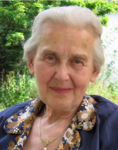 Frau Haberbeck