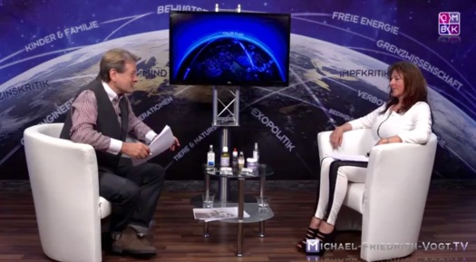 Renate Brandl: Heilwasser mit eigenem Bewußtsein